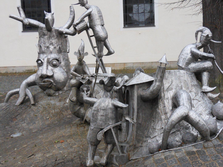 Brunnen Lübbenau