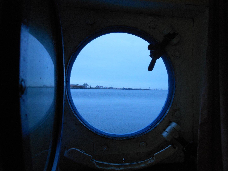 Wohnschiff Severa