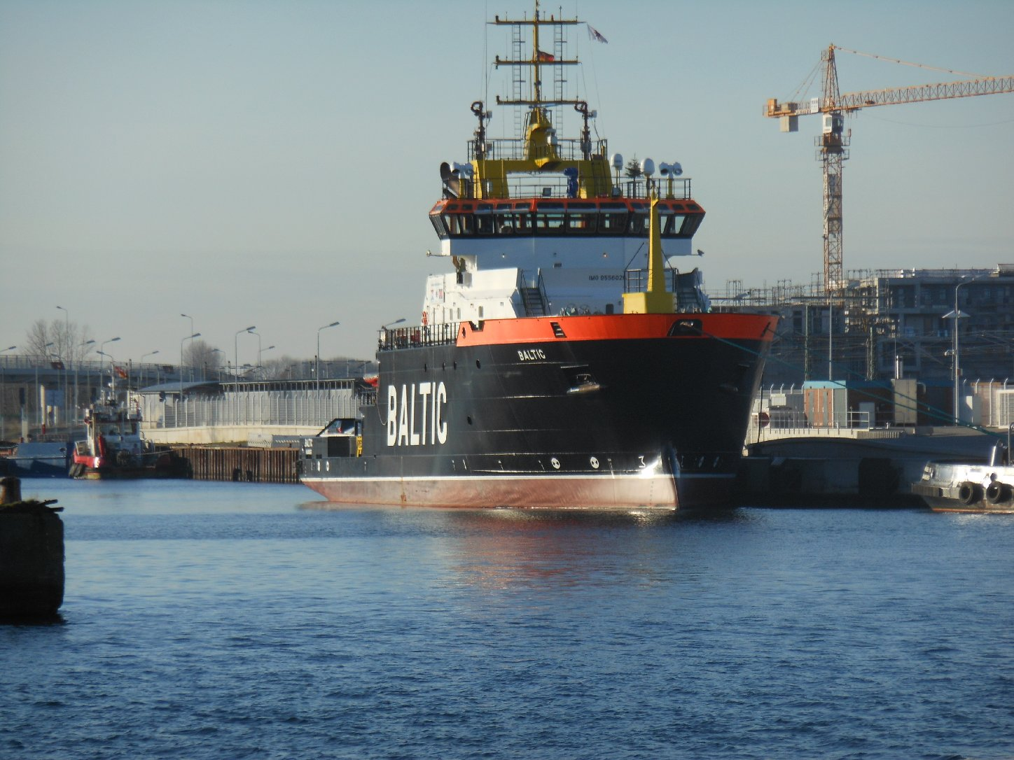 MS Baltic