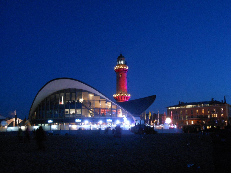 Teepott und Alter Leuchtturm
