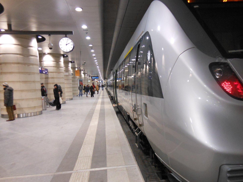 Hauptbahnhof (tief)