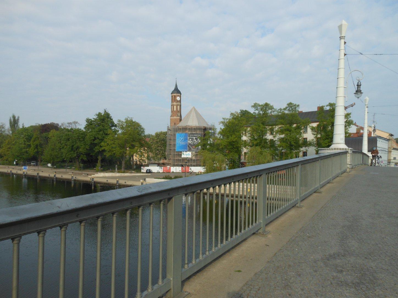 Jahrtausendbrücke Brandenburg