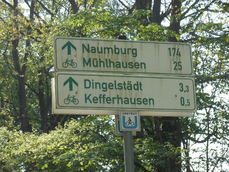 Unstrut-Radweg