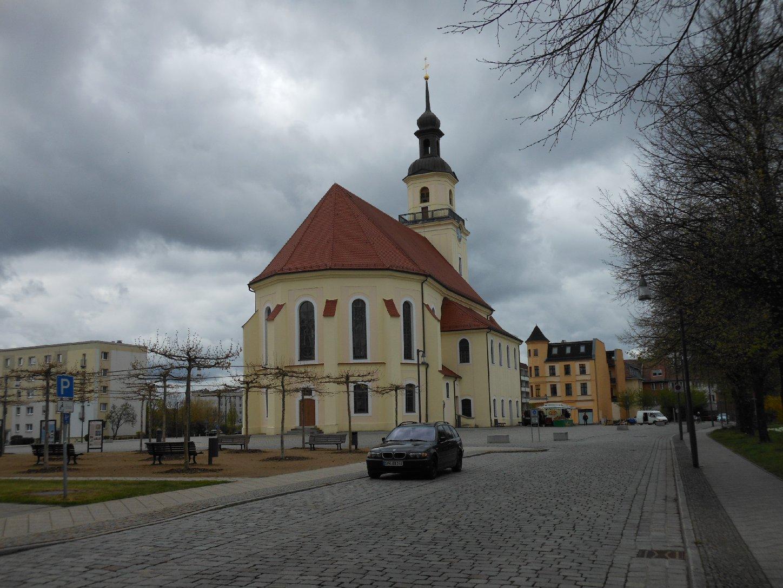 Stadtkirche Forst