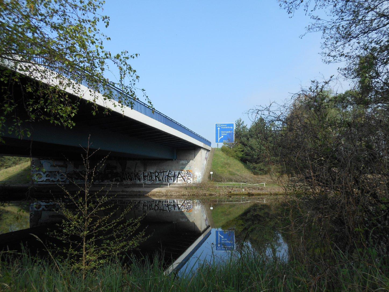 Havel und Autobahn