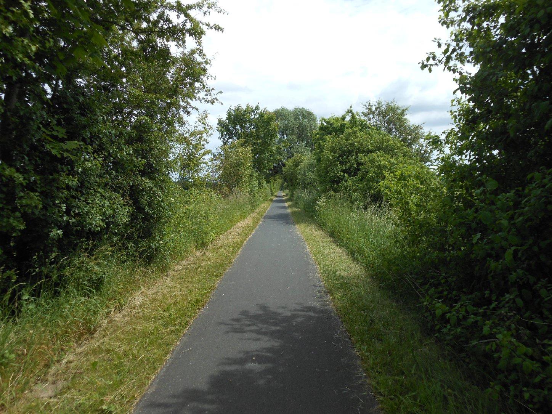 Havelland-Radweg bei Berge