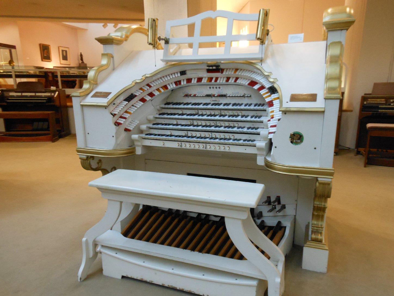 Musikinstrumente-Museum