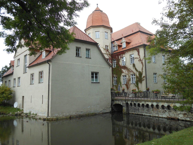 Wasserschloss Großpaschleben