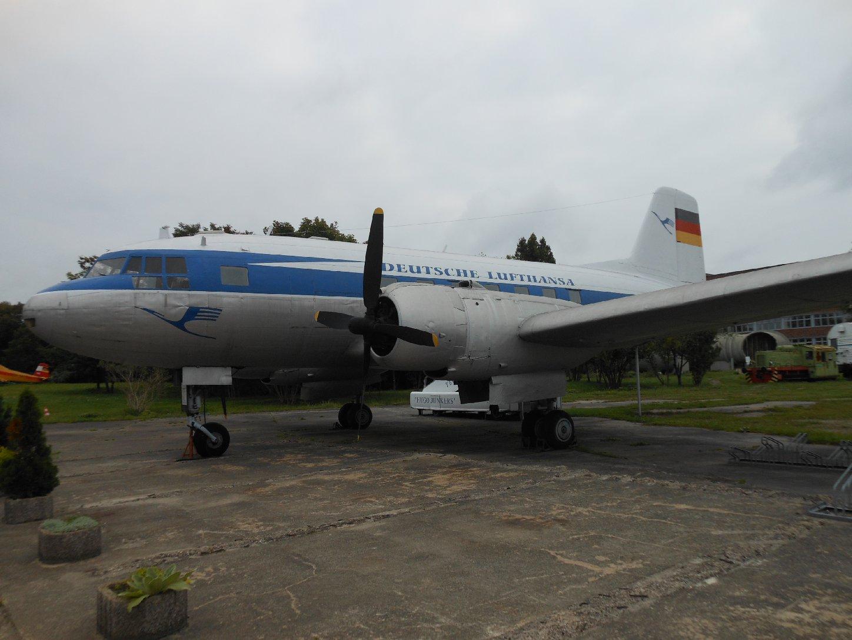 Technikmuseum Hugo Junkers - IL 14