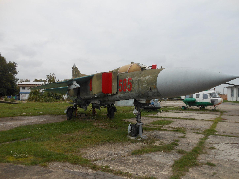 Technikmuseum Hugo Junkers - MiG 23