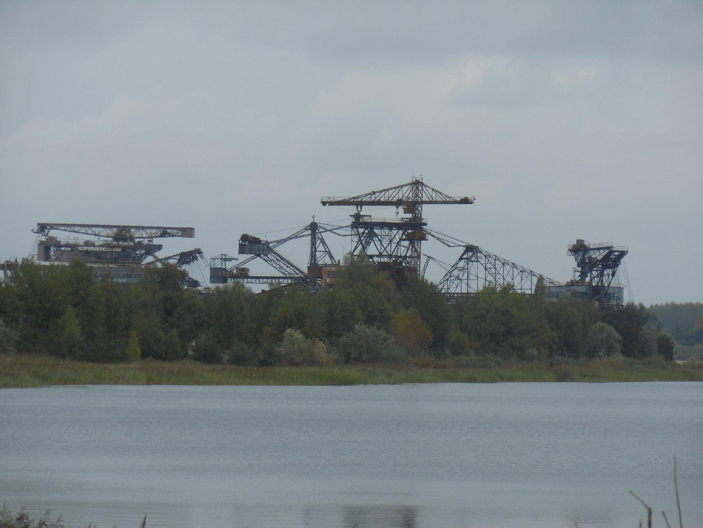 Ferropolis - die Stadt aus Eisen