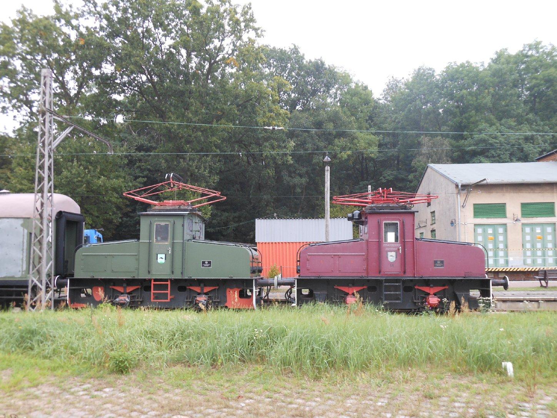 Eisenbahnmuseum Buckow
