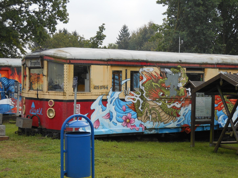Eisenbahnmuseum Letschin