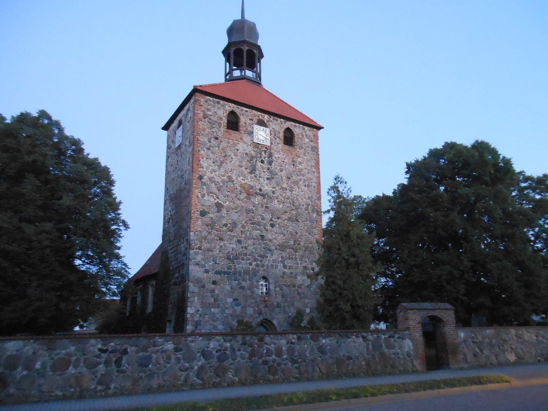 Kirche Groß Machnow