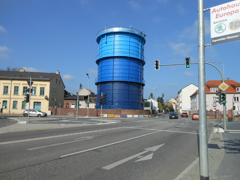 Gasometer Bernau
