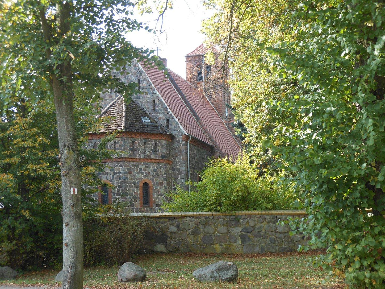 Kirche Ladeburg