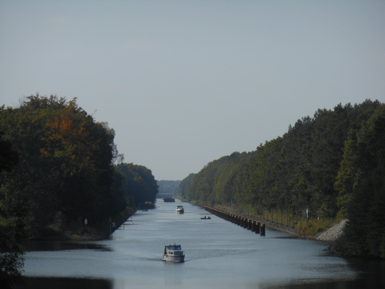 Marienwerder Oder-Havel-Kanal