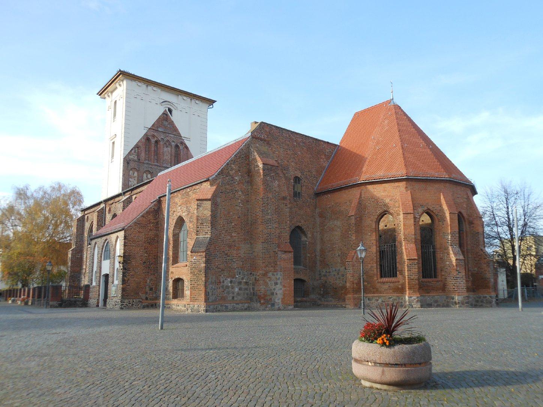 Marienkirche Wriezen