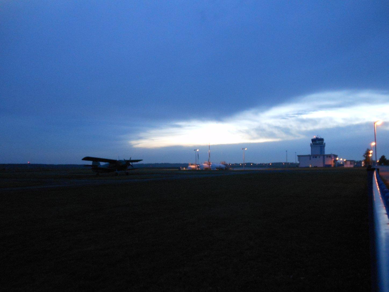 Flughafen Strausberg