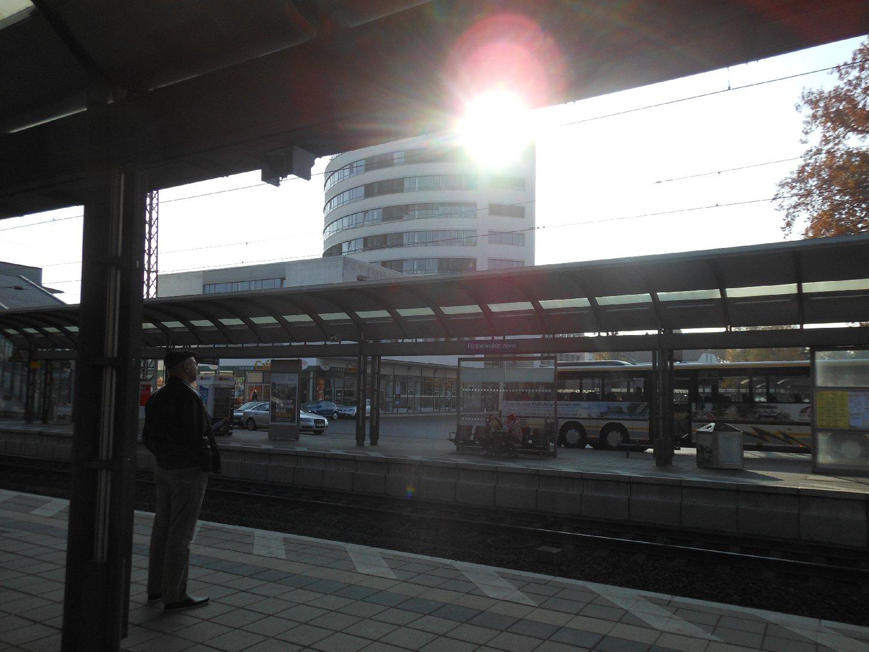 Bahnhof Fürstenwalde