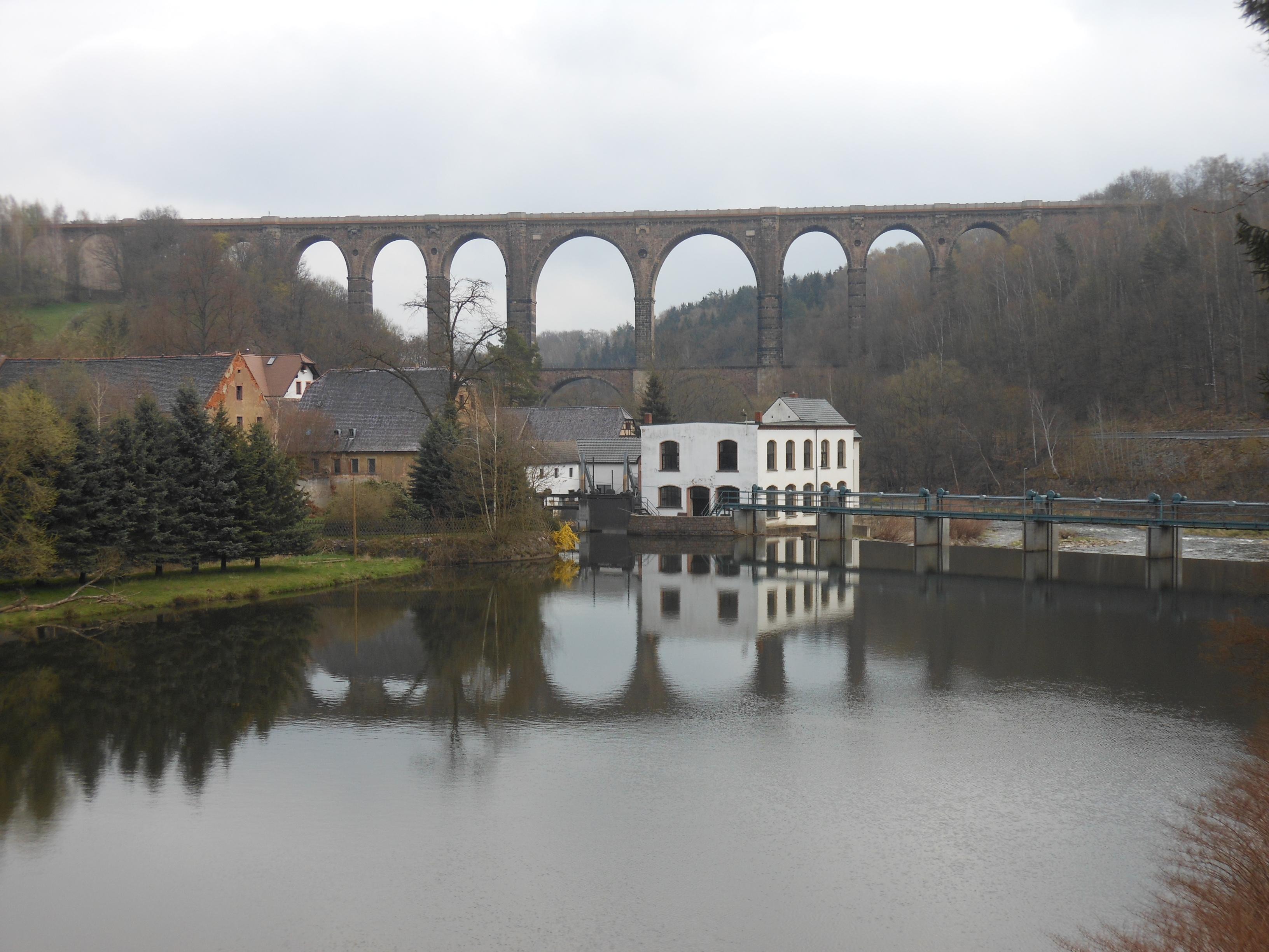 Viadukt Göhren