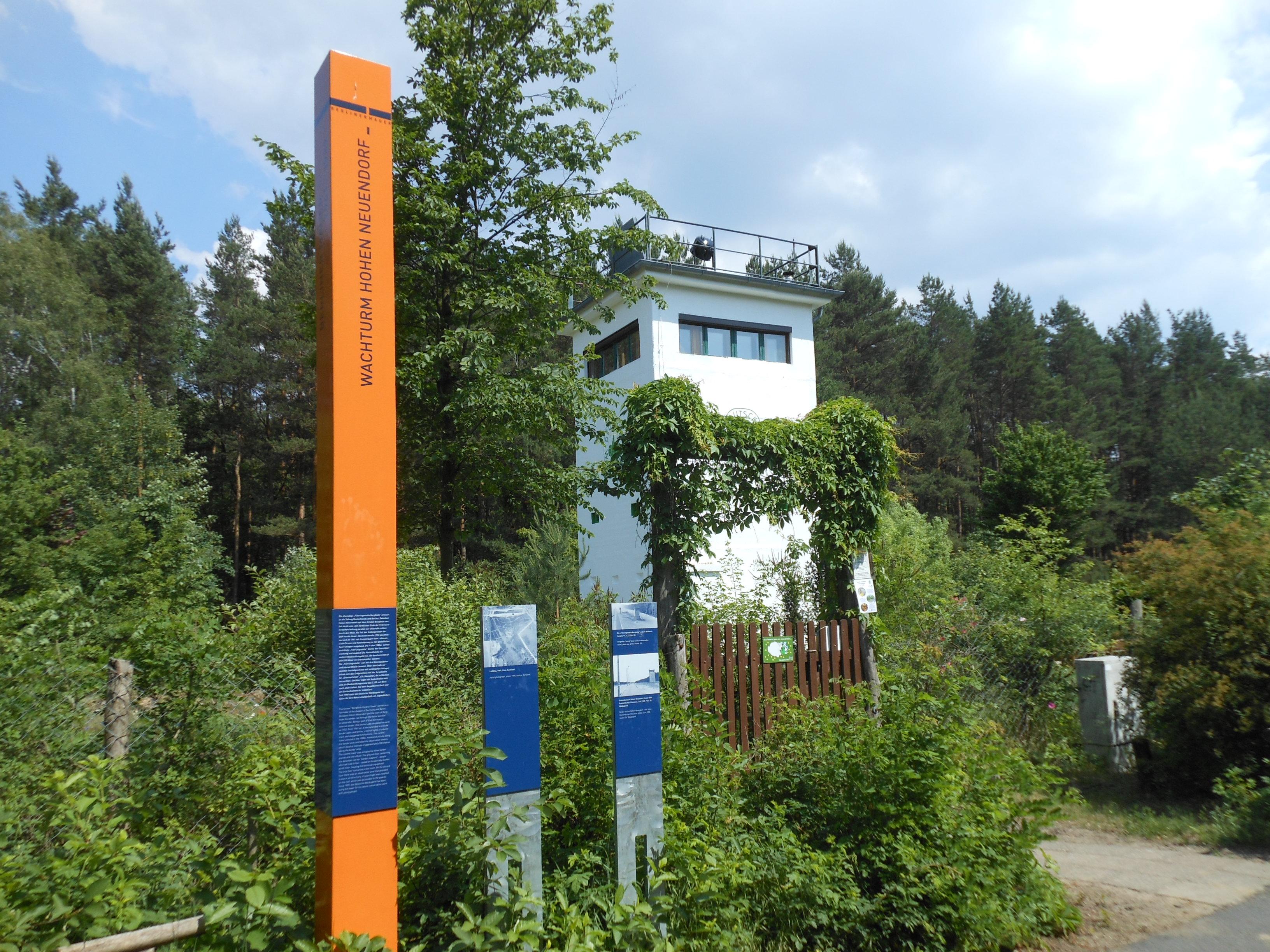 Grenzturm Deutsche Waldjugend
