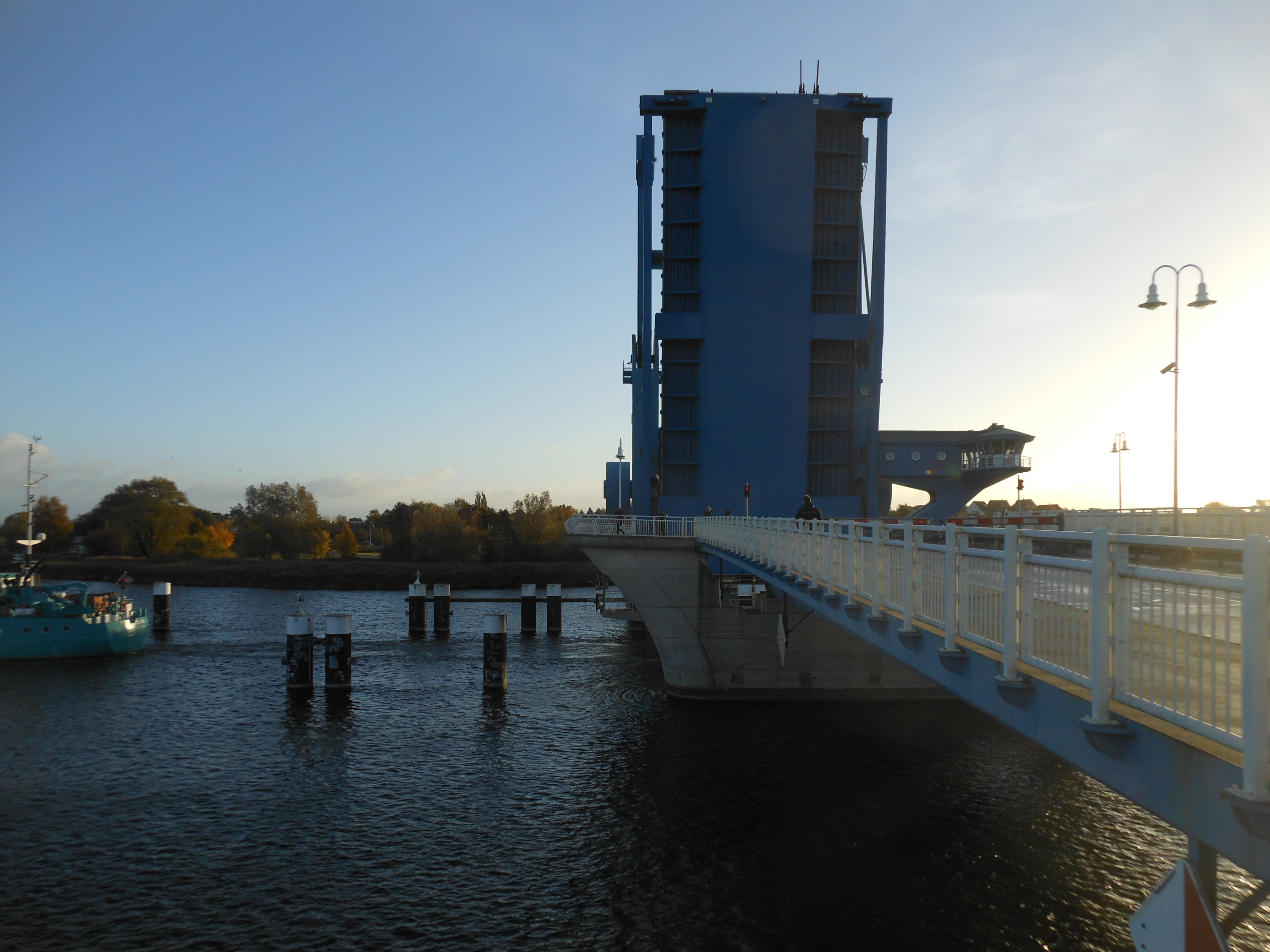 Brücke Wolgast