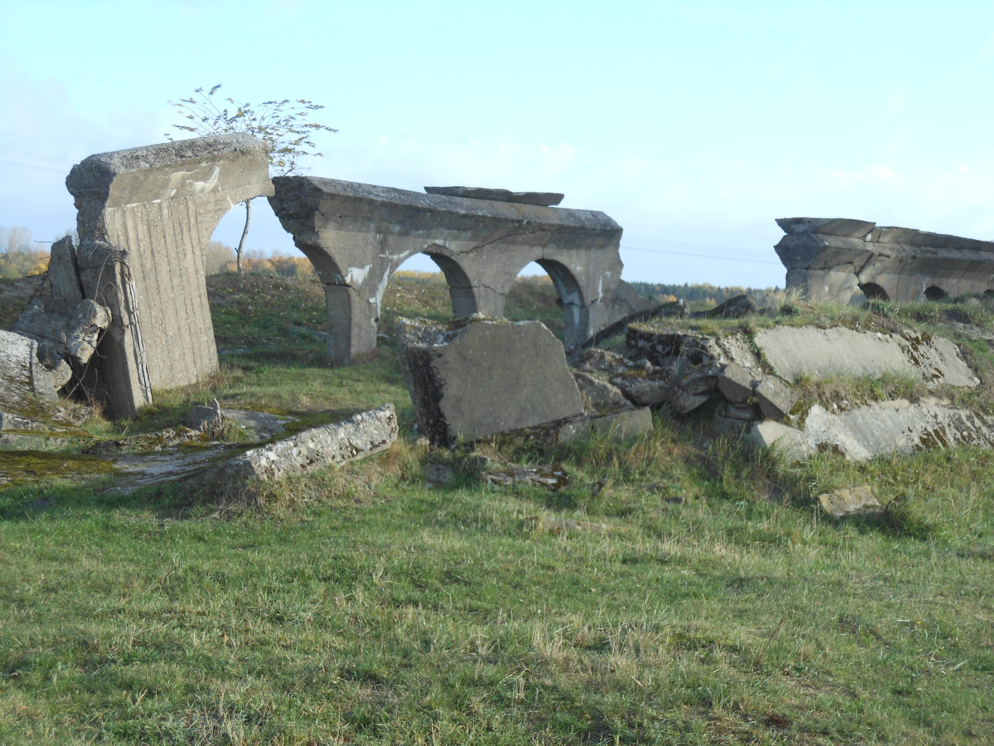 Bunker bei Peenemünde