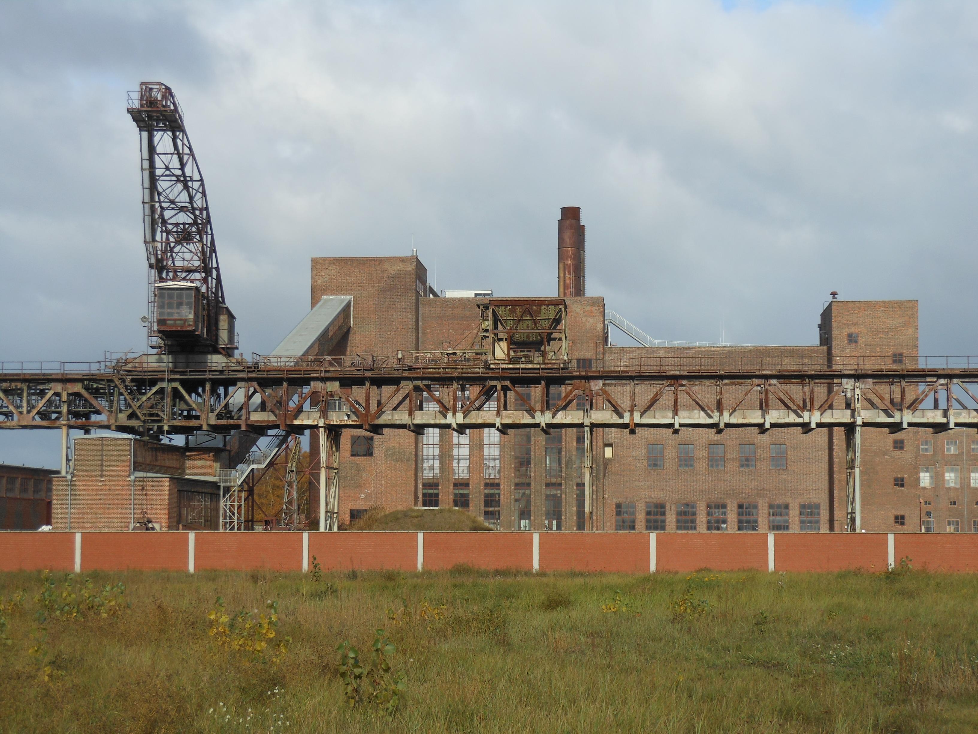 Kraftwerk der Heeresversuchsanstalt