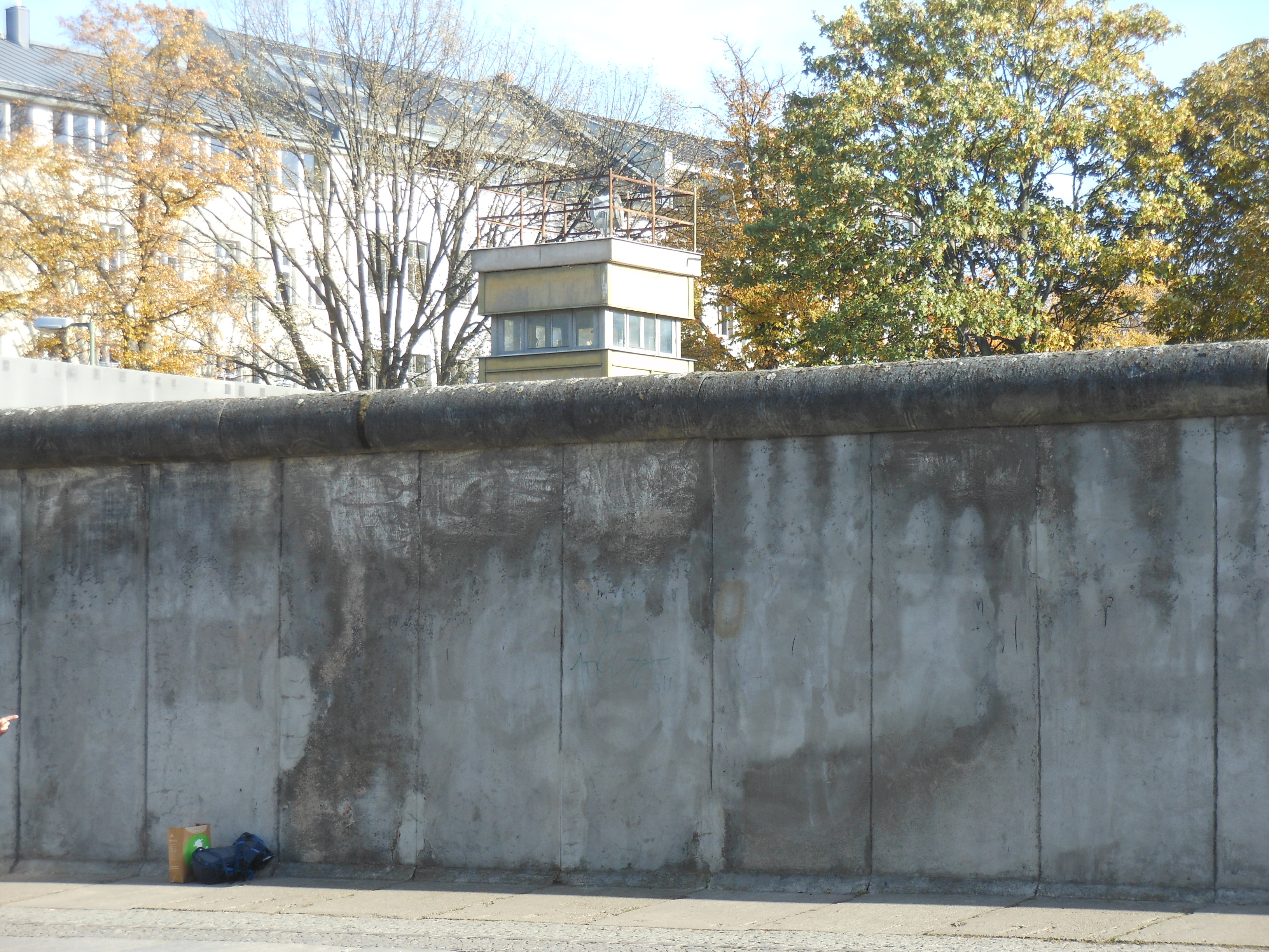 Mauerreste Bernauer Straße