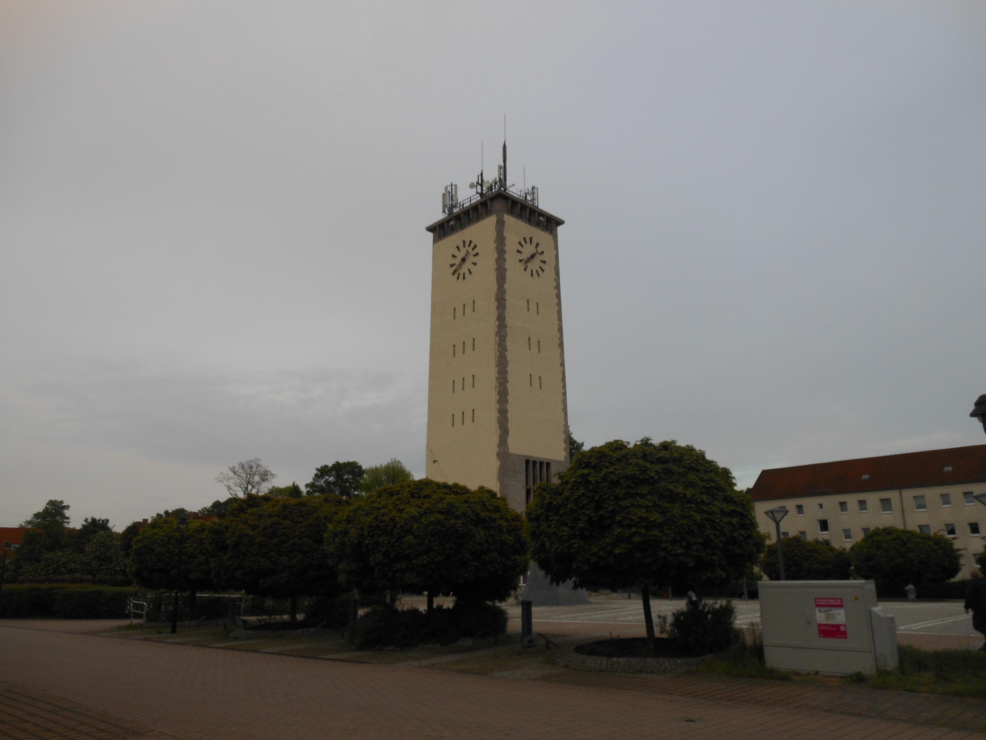 Wasserturm Schwarzheide