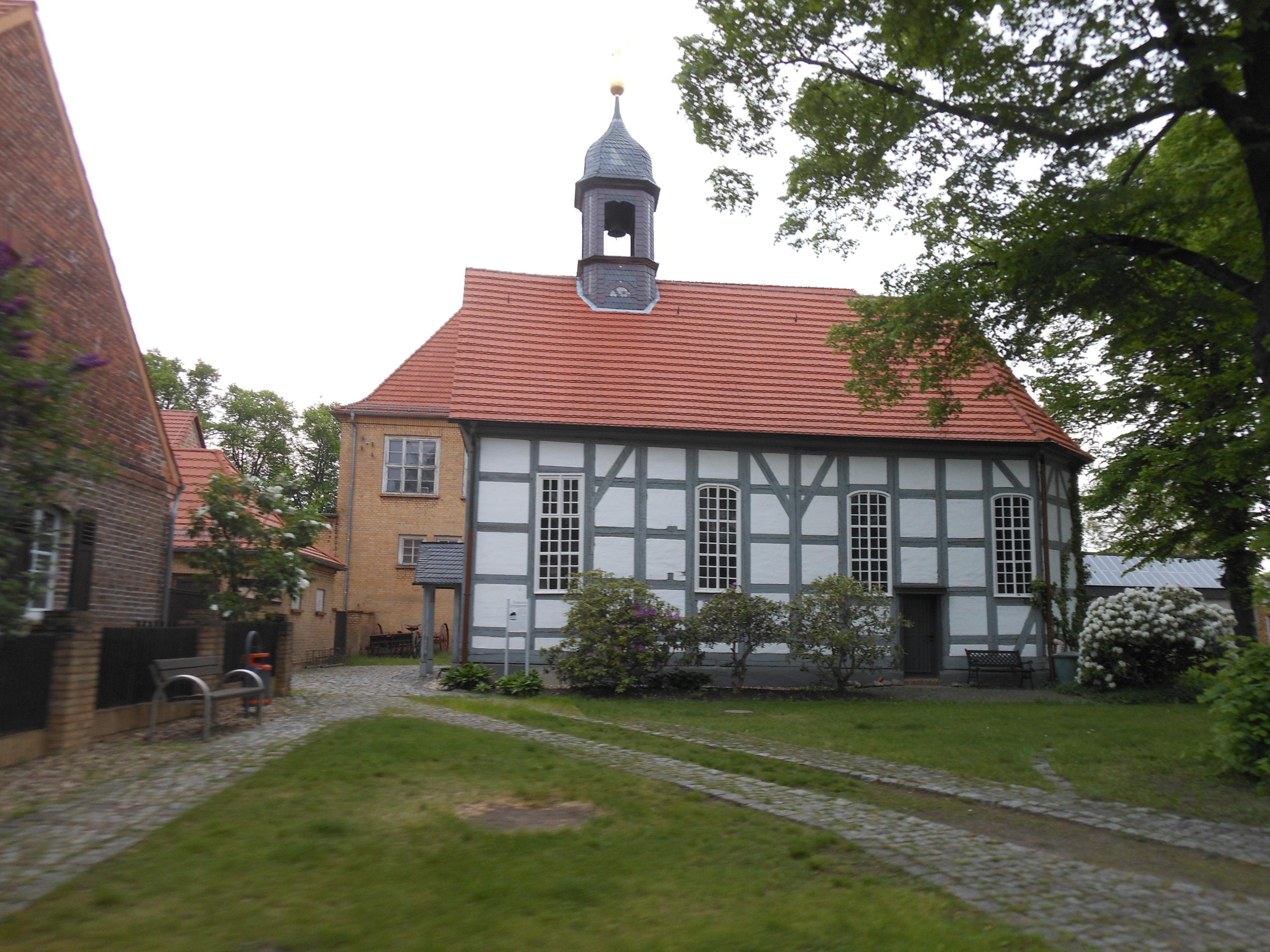 Lutherkirche Schwarzheide