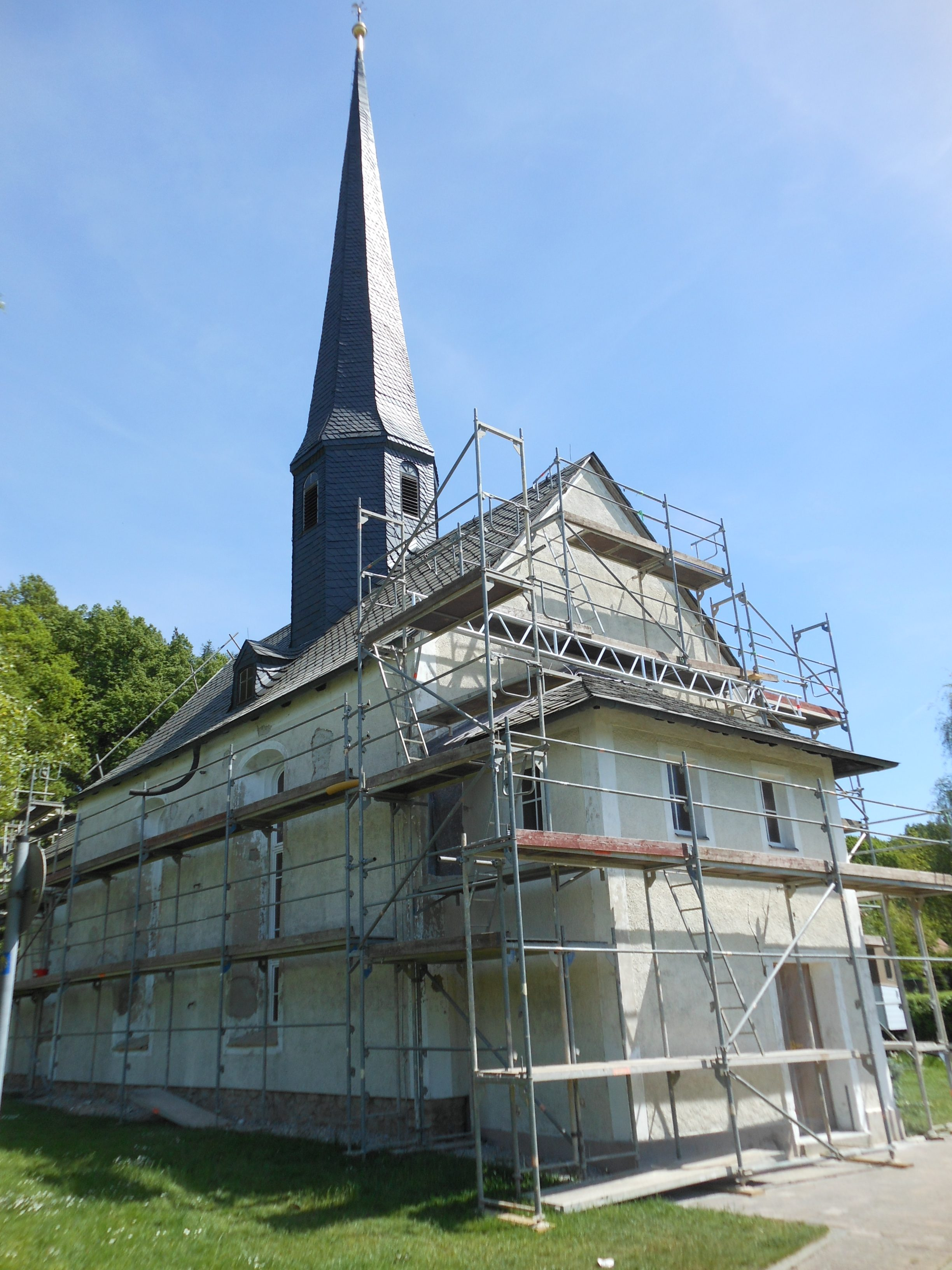 Kirche Steinpleis
