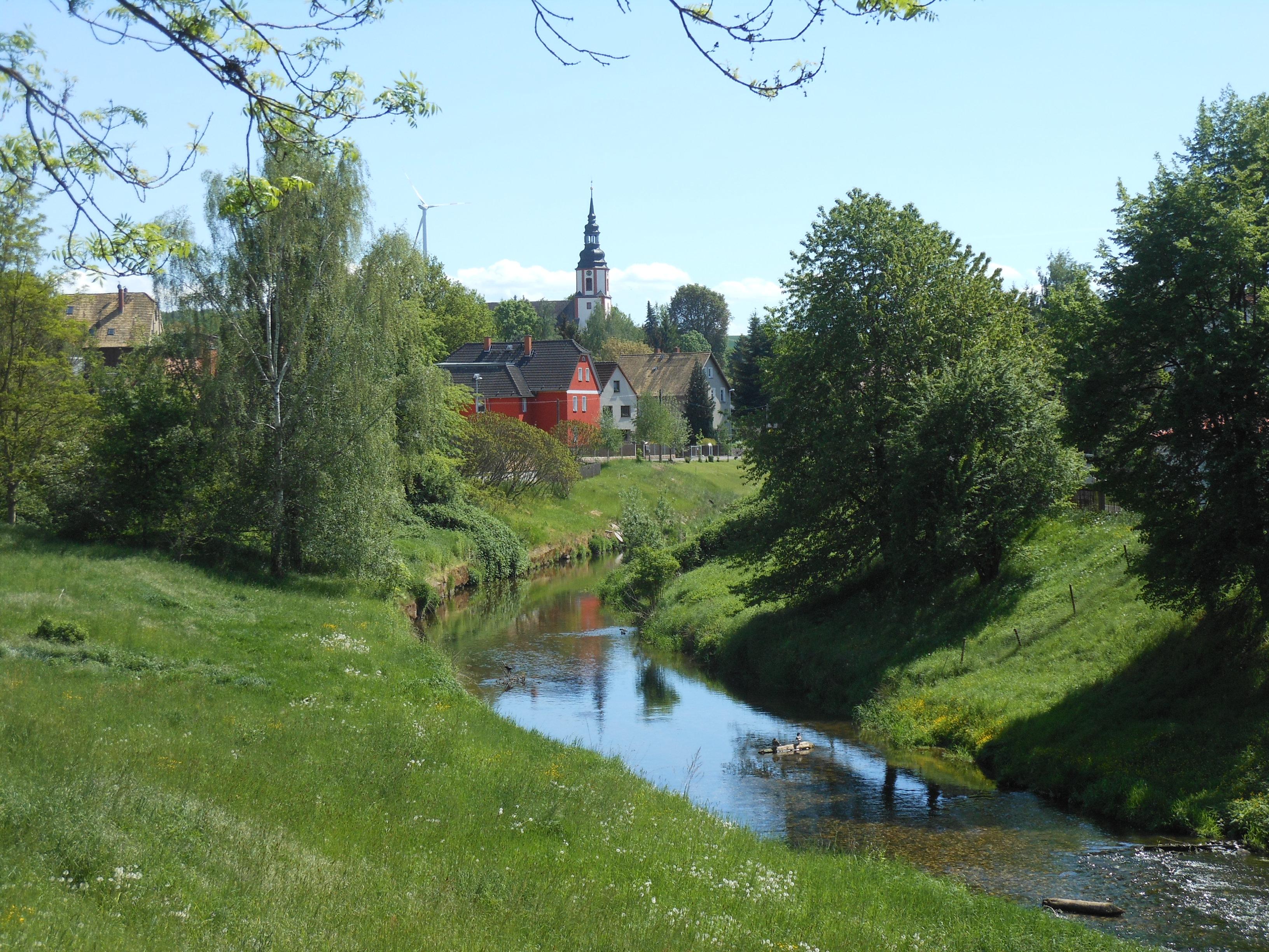 Kirche Ponitz