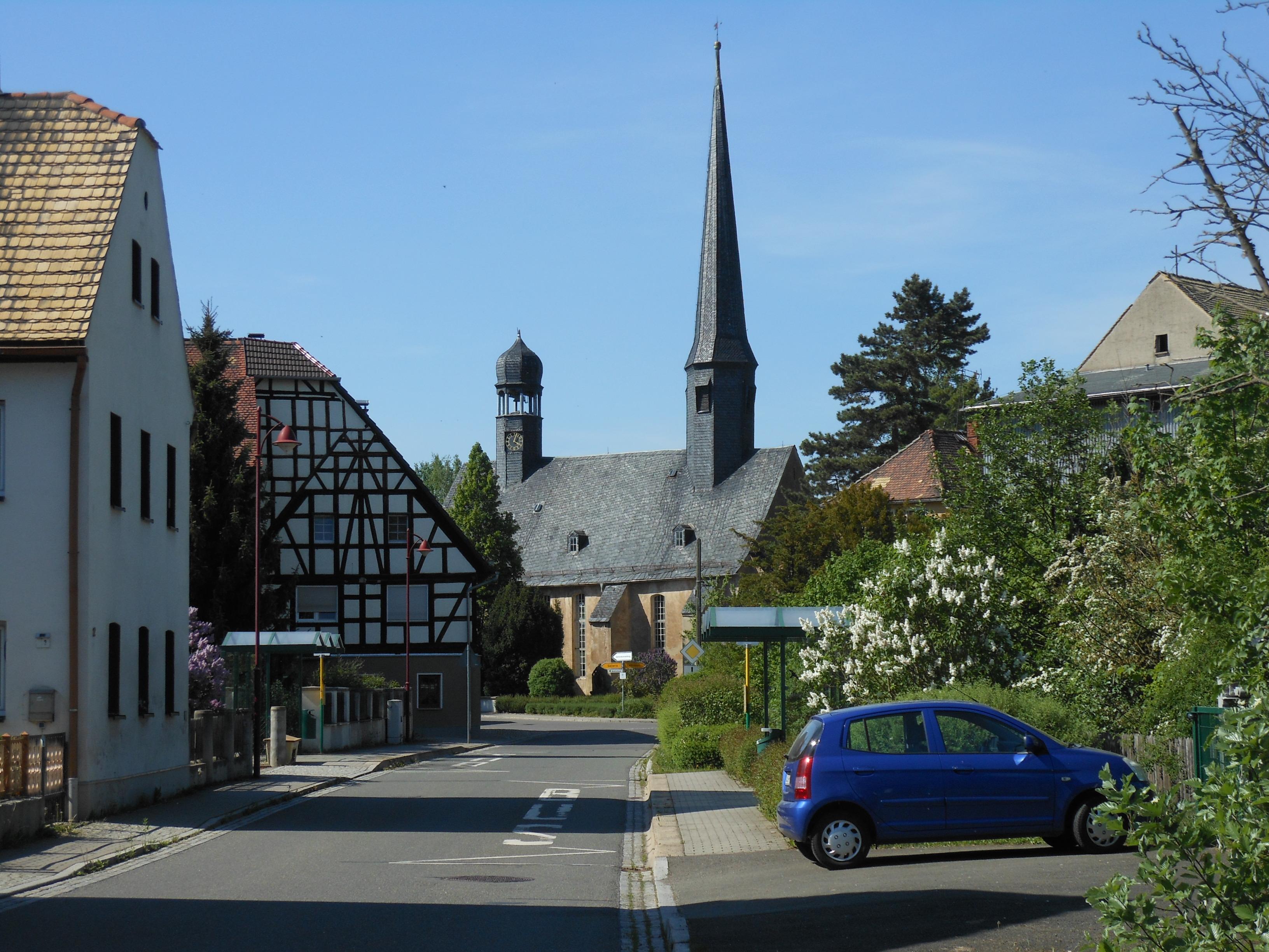 Kirche Saara