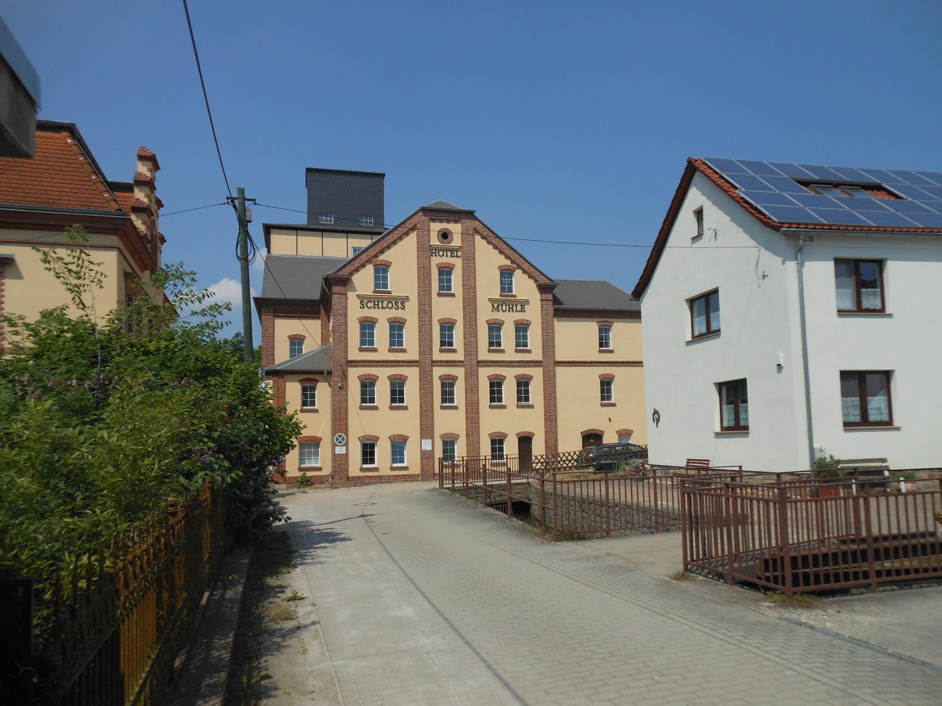 Schlossmühle Zedtlitz