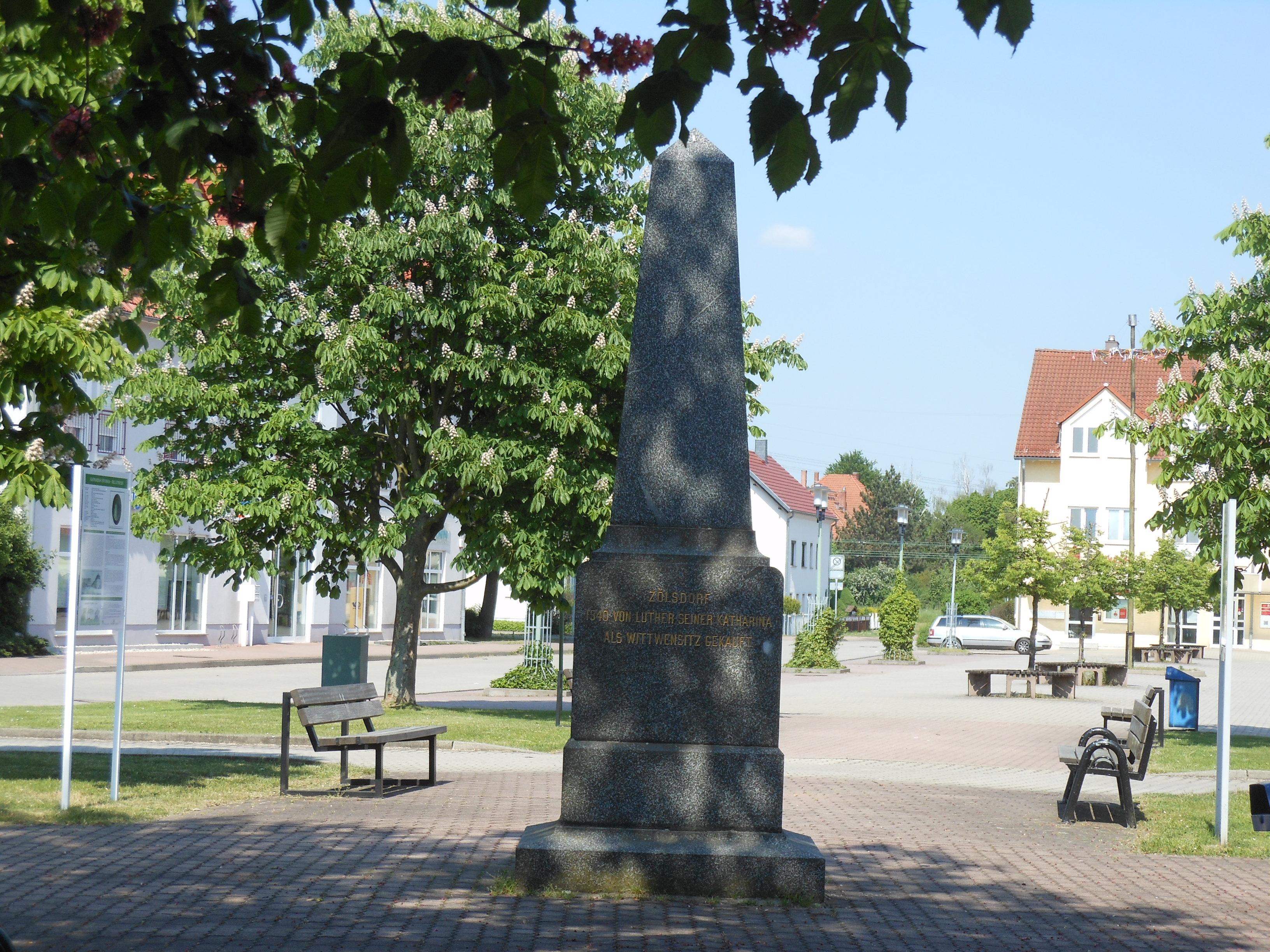 Denkmal Neukieritzsch