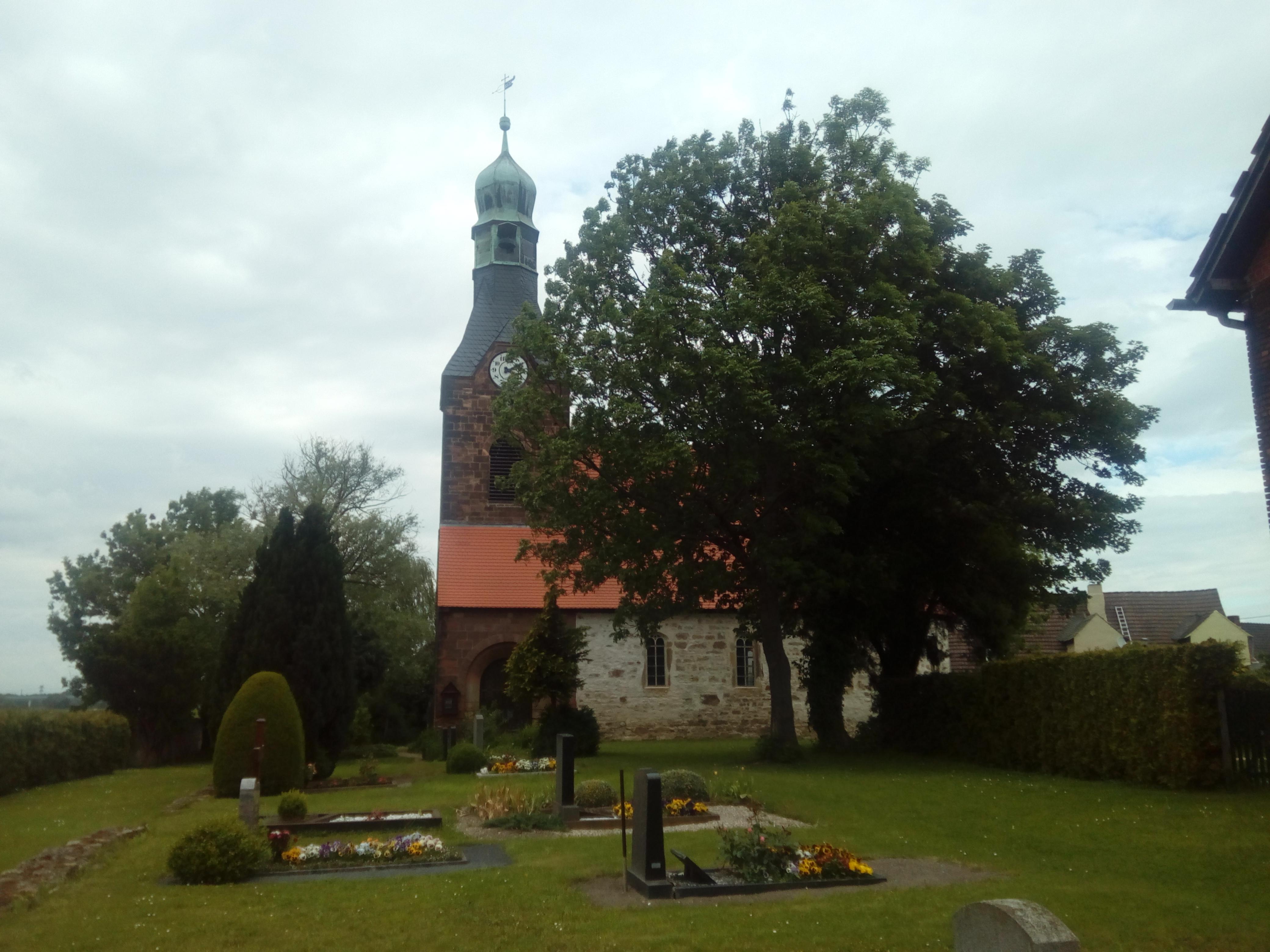 Kirche Kollenbey