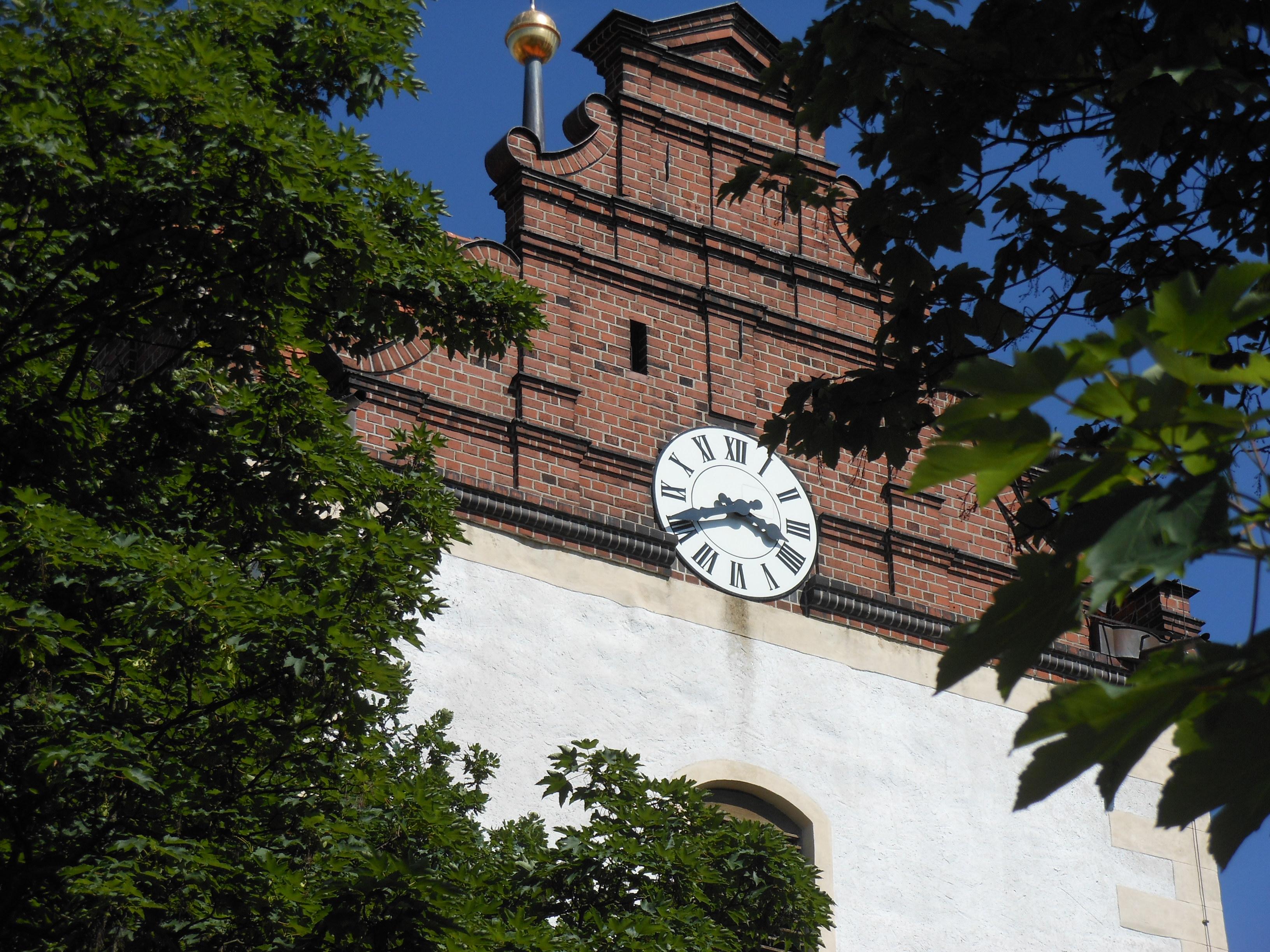Kirche Löbnitz