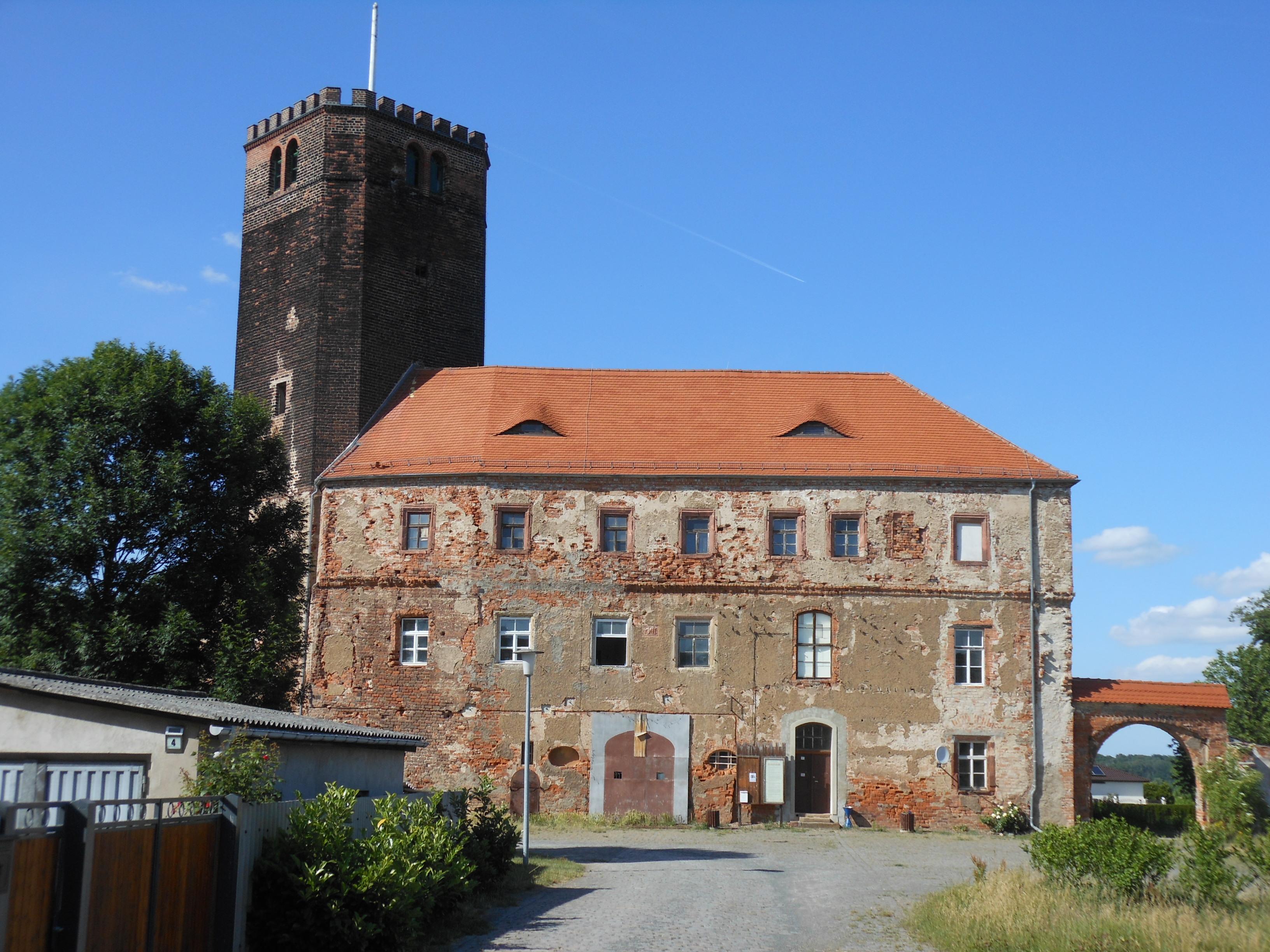 Wasserschloss Schnaditz