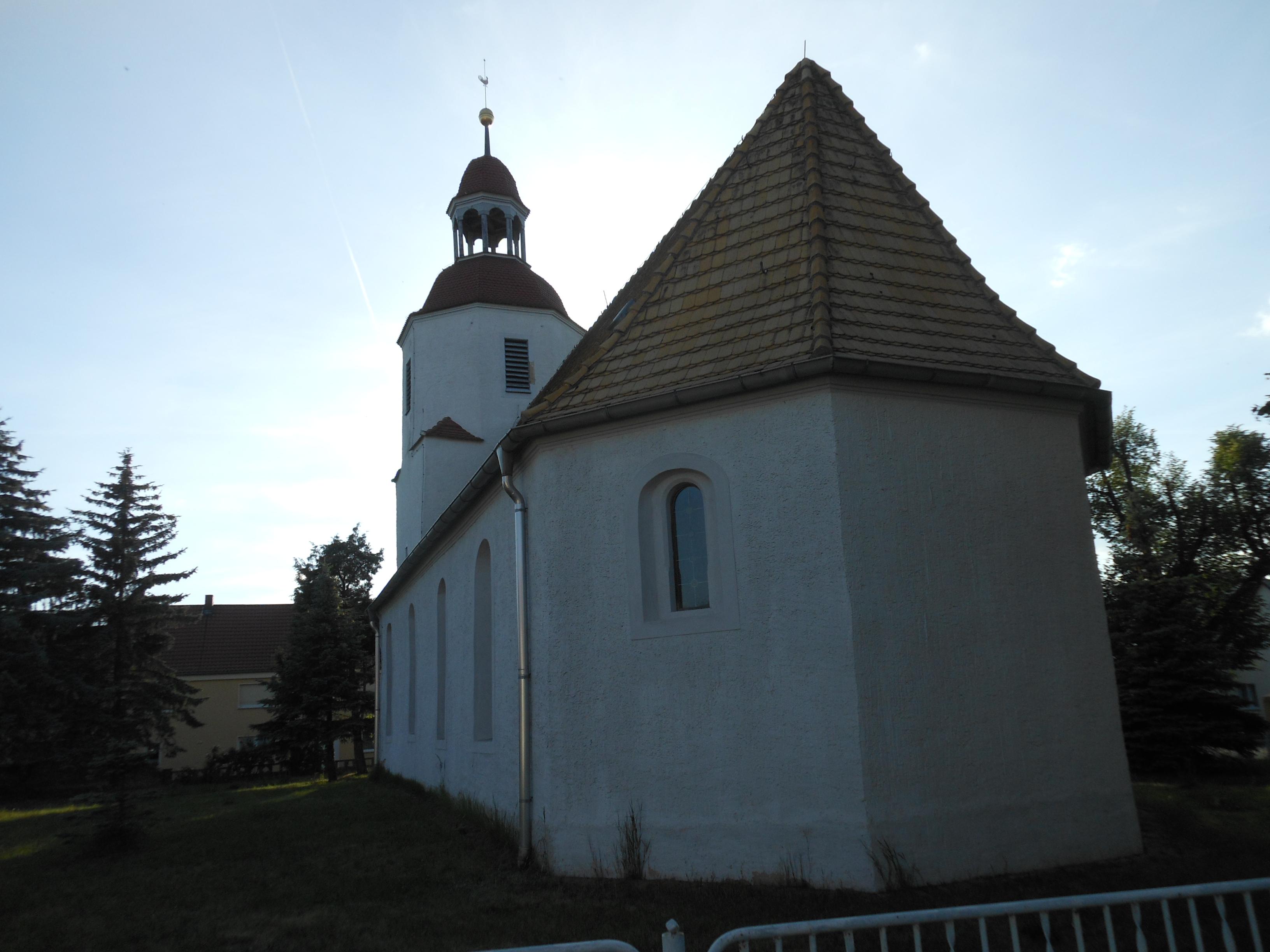 Ev. Pfarrkirche Roitzsch