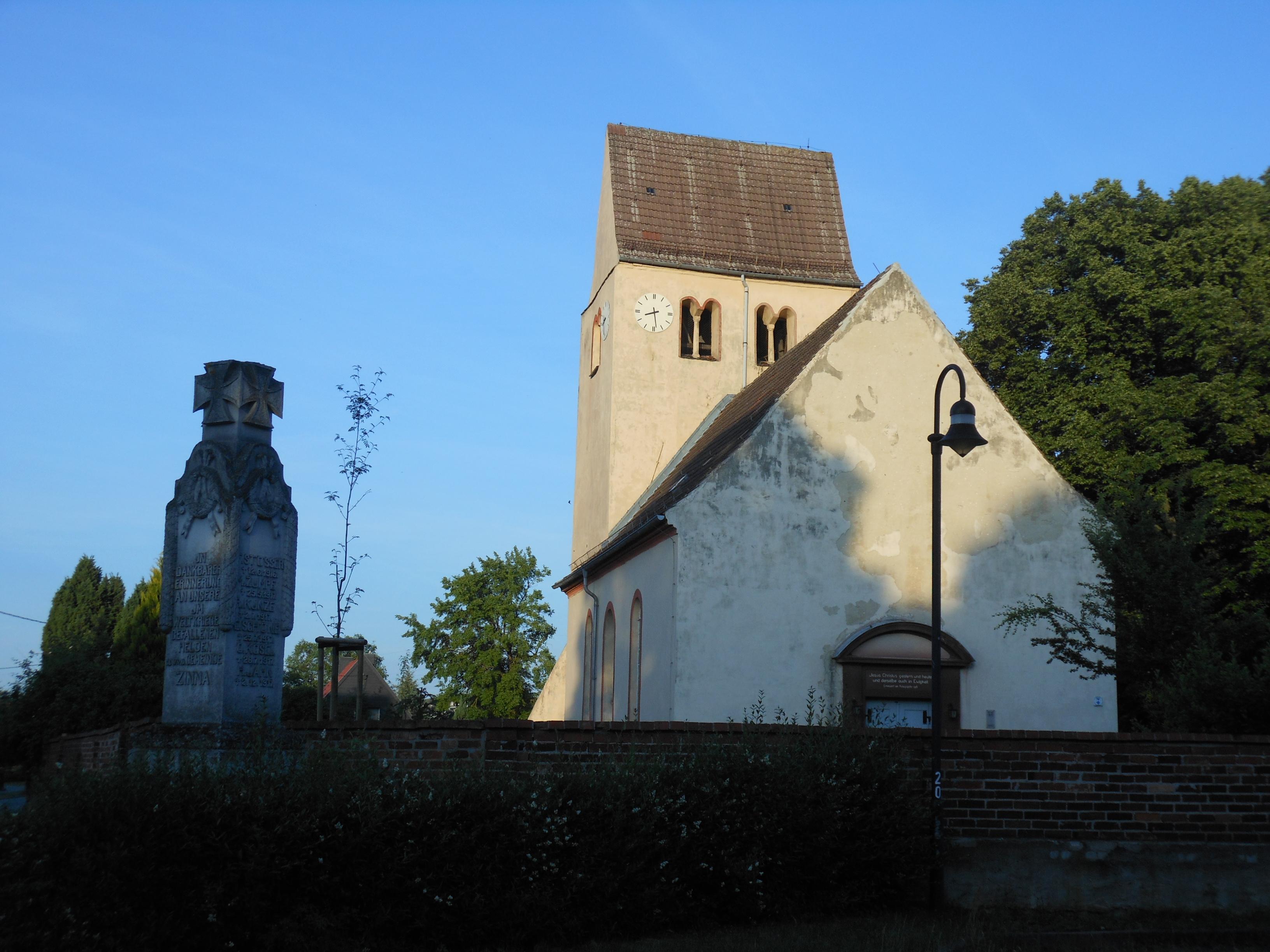 Kirche Zinna